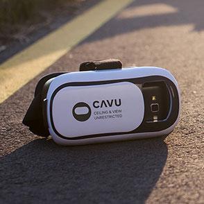 Get a VR headset